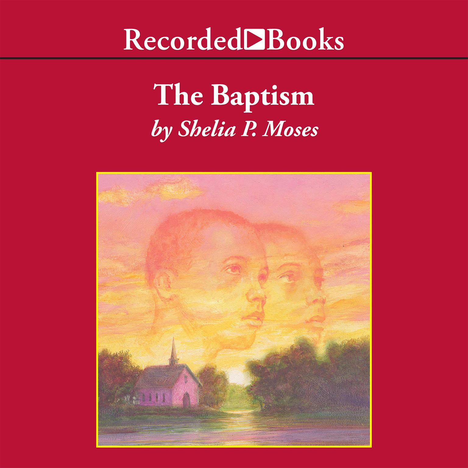 Printable The Baptism Audiobook Cover Art