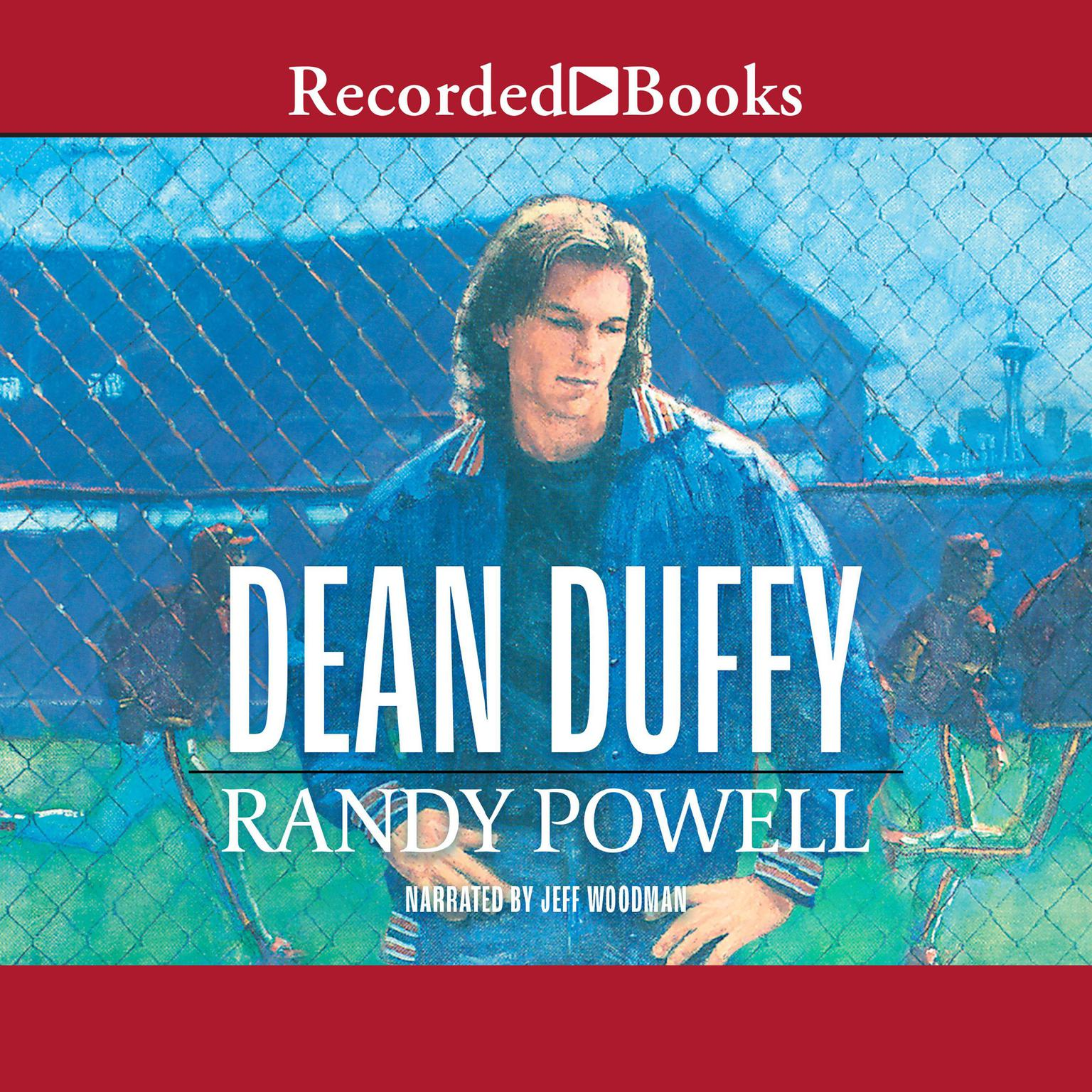 Printable Dean Duffy Audiobook Cover Art