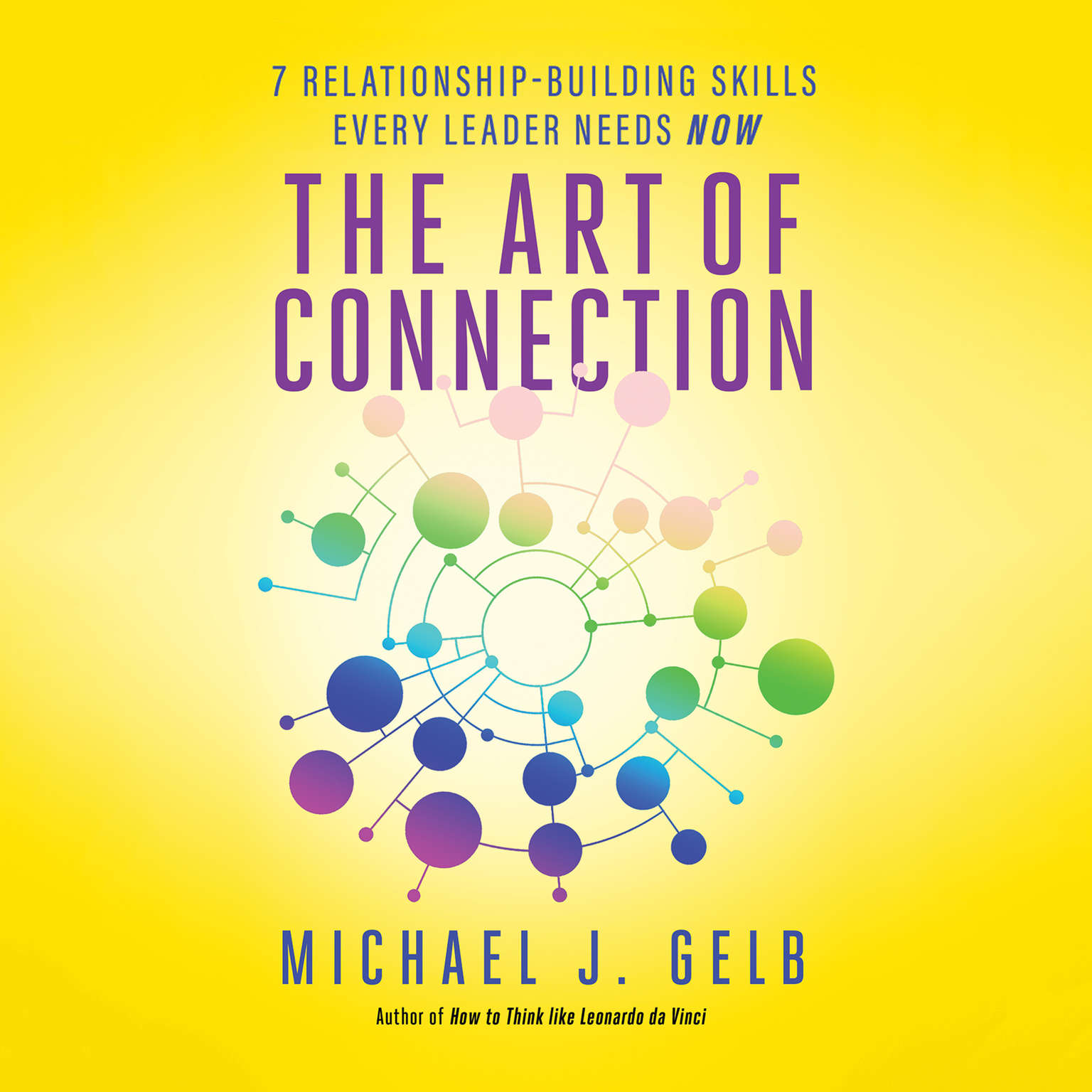 Printable The Art of Connection: 7 Relationship-Building Skills Every Leader Needs Now Audiobook Cover Art