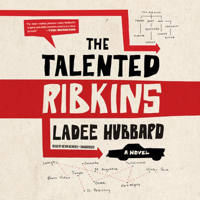 The Talented Ribkins: A Novel Audiobook, by Ladee Hubbard