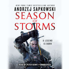 Season of Storms Audiobook, by Andrzej Sapkowski
