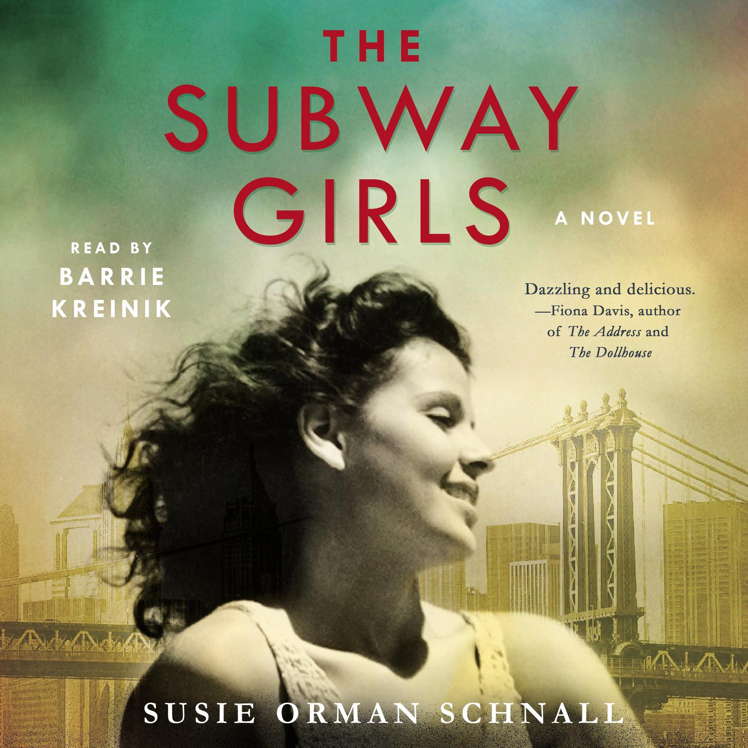 Printable The Subway Girls: A Novel Audiobook Cover Art