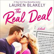 The Real Deal: A Novel Audiobook, by Lauren Blakely