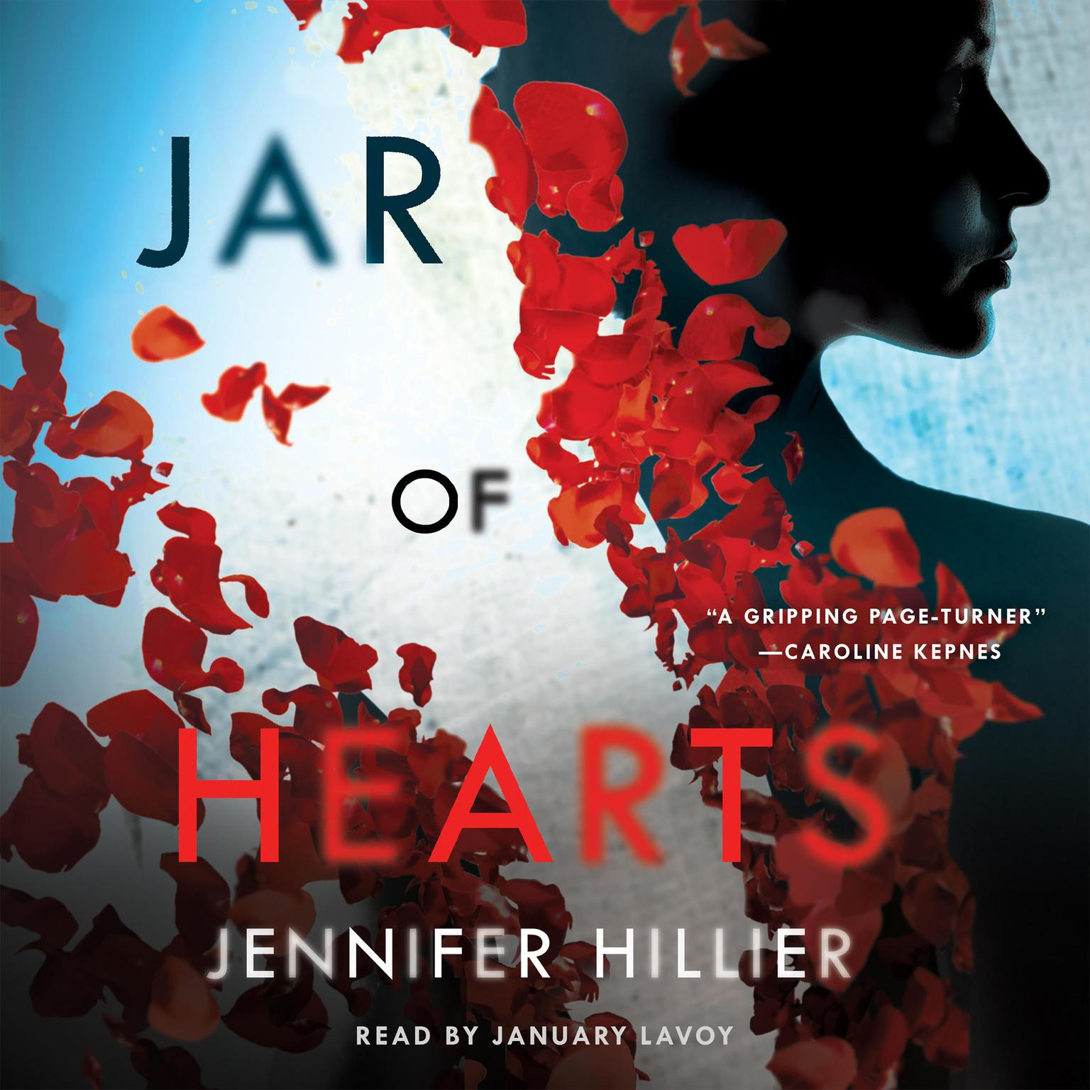 Printable Jar of Hearts Audiobook Cover Art