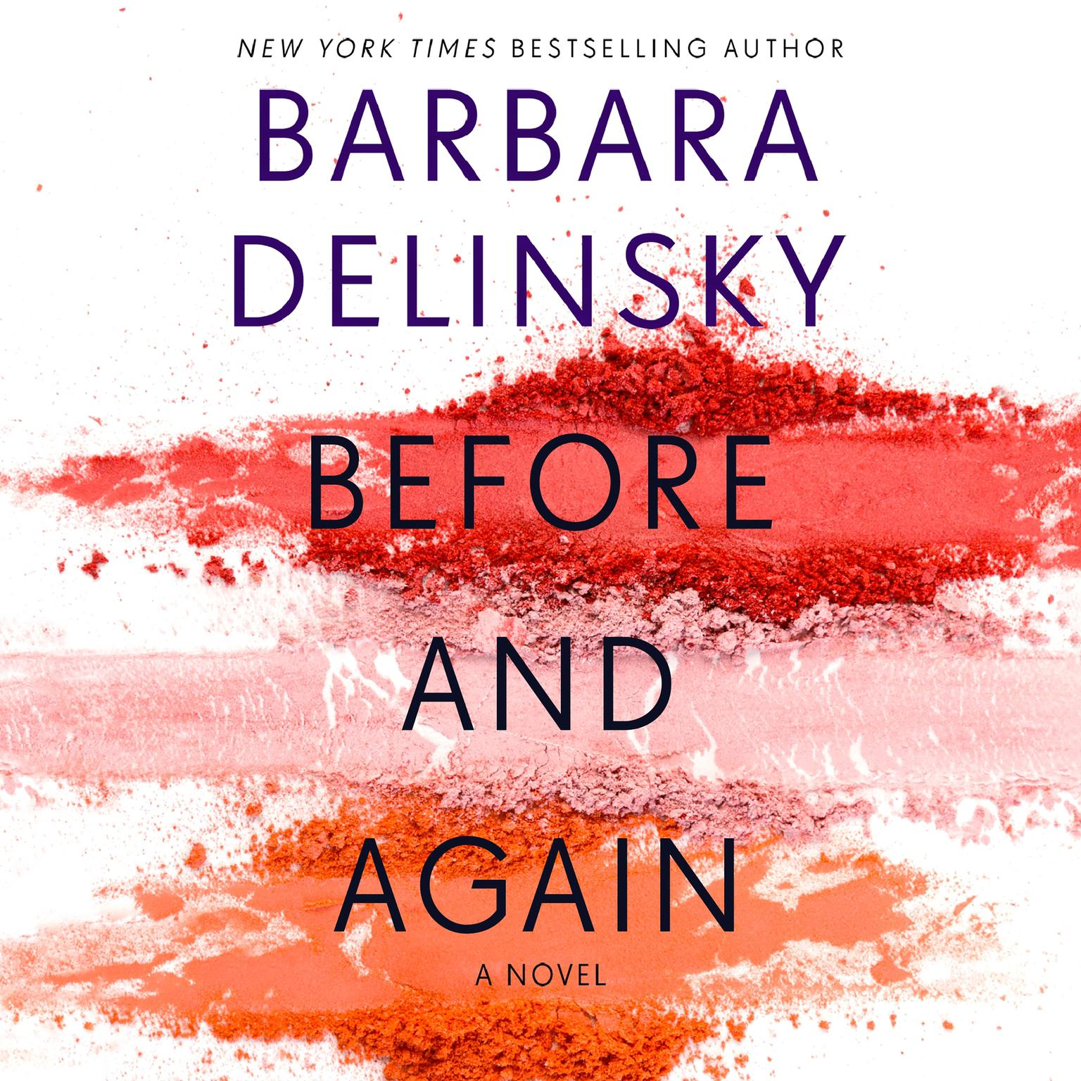 Printable Before and Again Audiobook Cover Art
