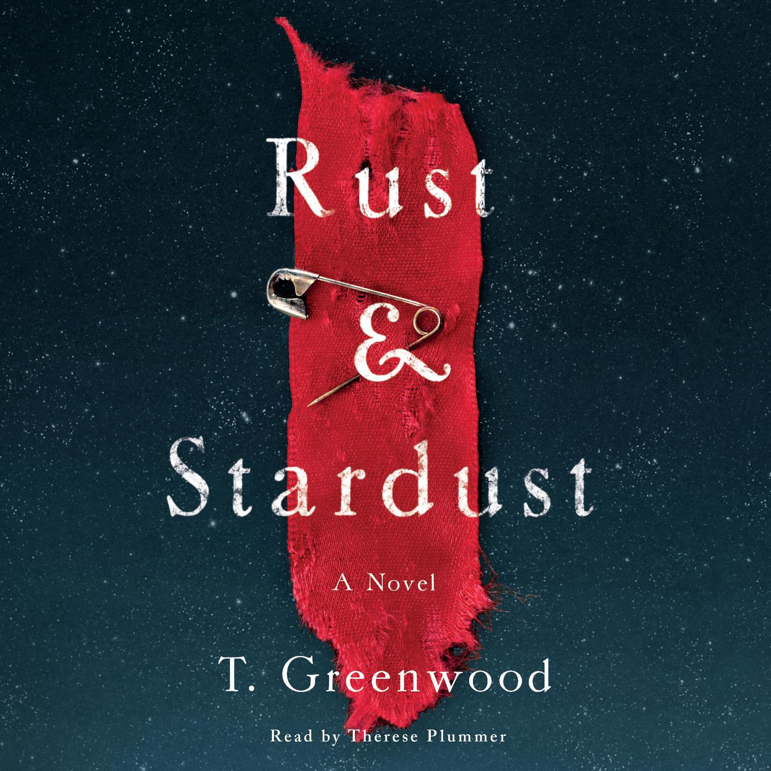 Printable Rust & Stardust Audiobook Cover Art