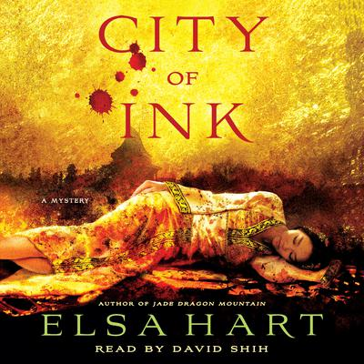 City of Ink: A Mystery Audiobook, by Elsa Hart