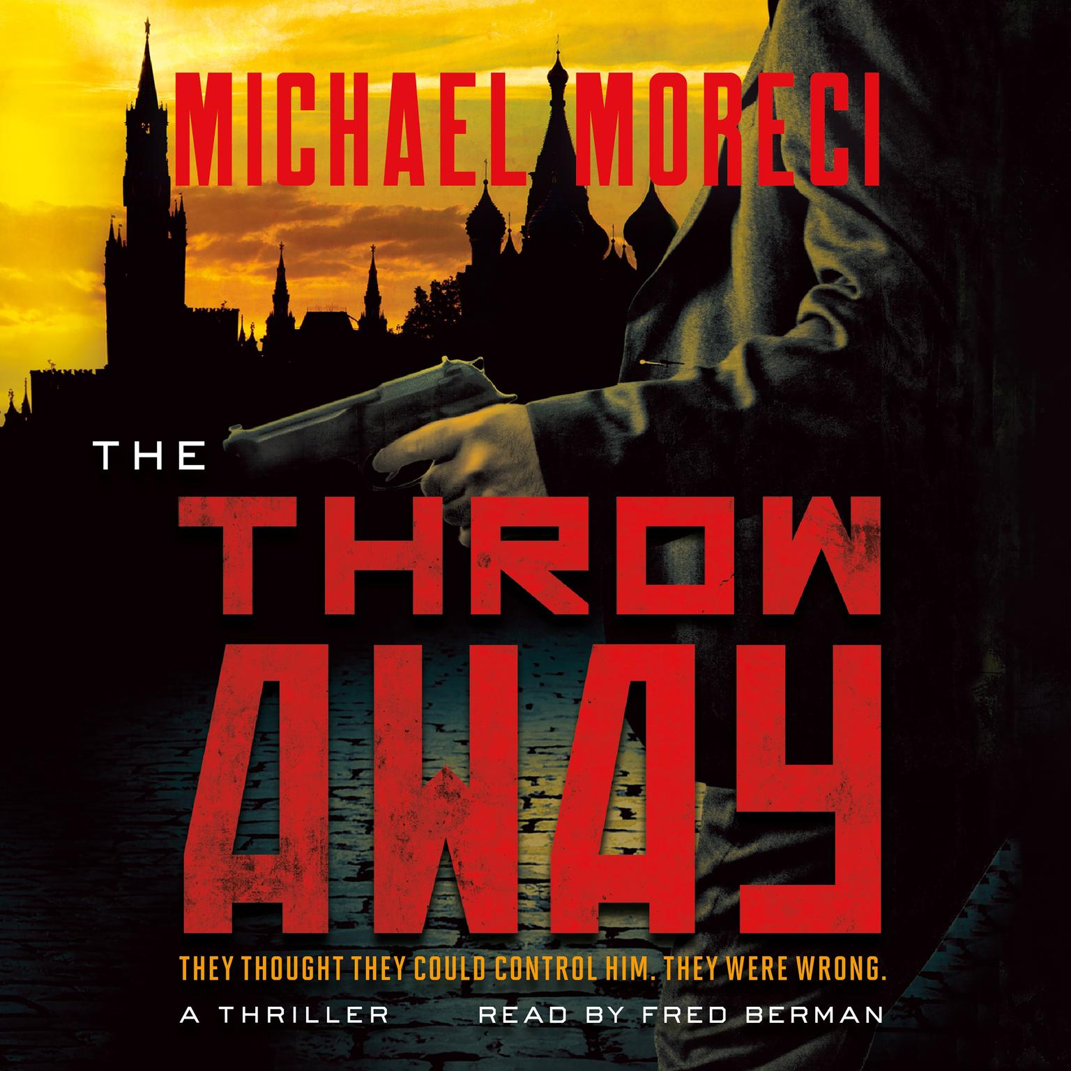Printable The Throwaway: A Thriller Audiobook Cover Art