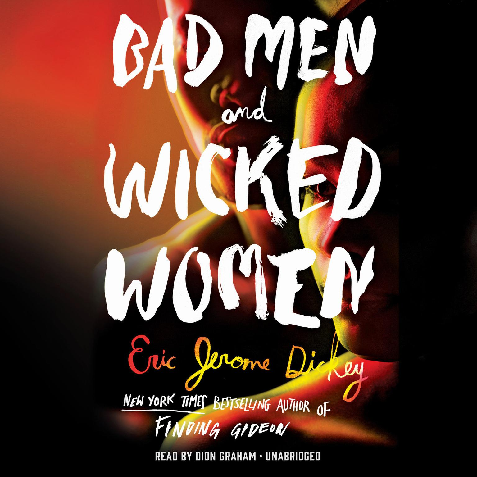 Printable Bad Men and Wicked Women Audiobook Cover Art