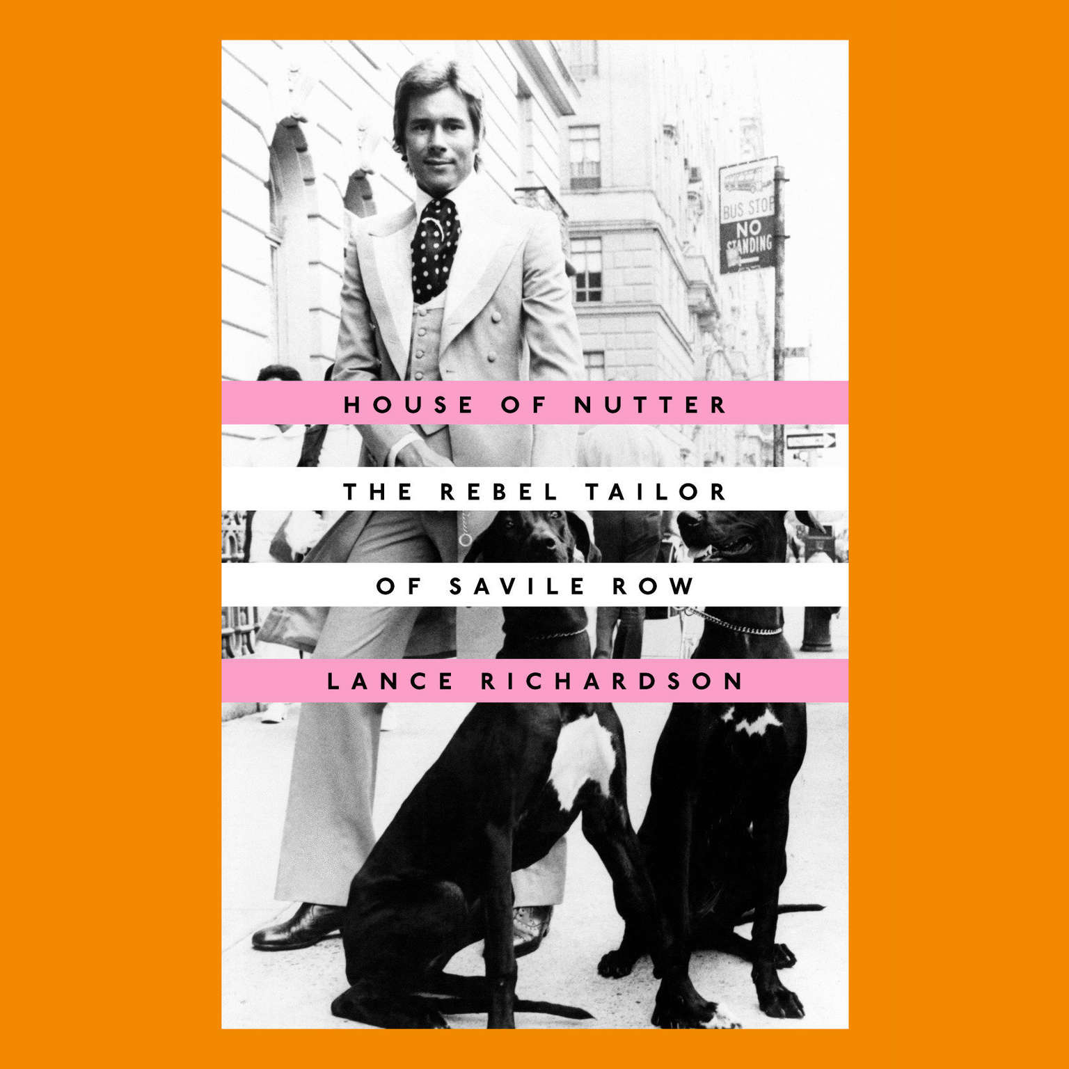 House of Nutter: The Rebel Tailor of Savile Row Audiobook, by Lance Richardson