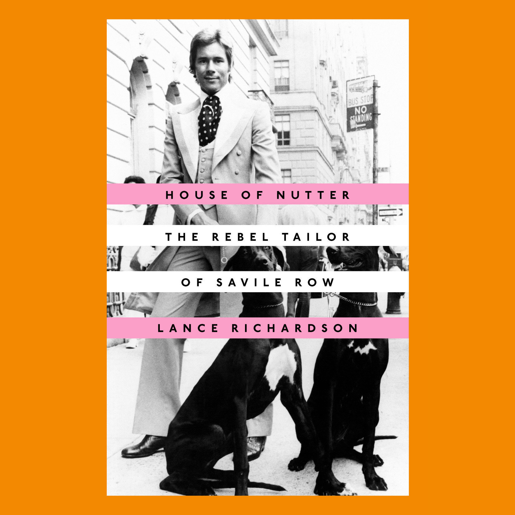 Printable House of Nutter: The Rebel Tailor of Savile Row Audiobook Cover Art