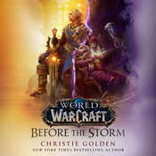 Before the Storm  Audiobook, by Christie Golden