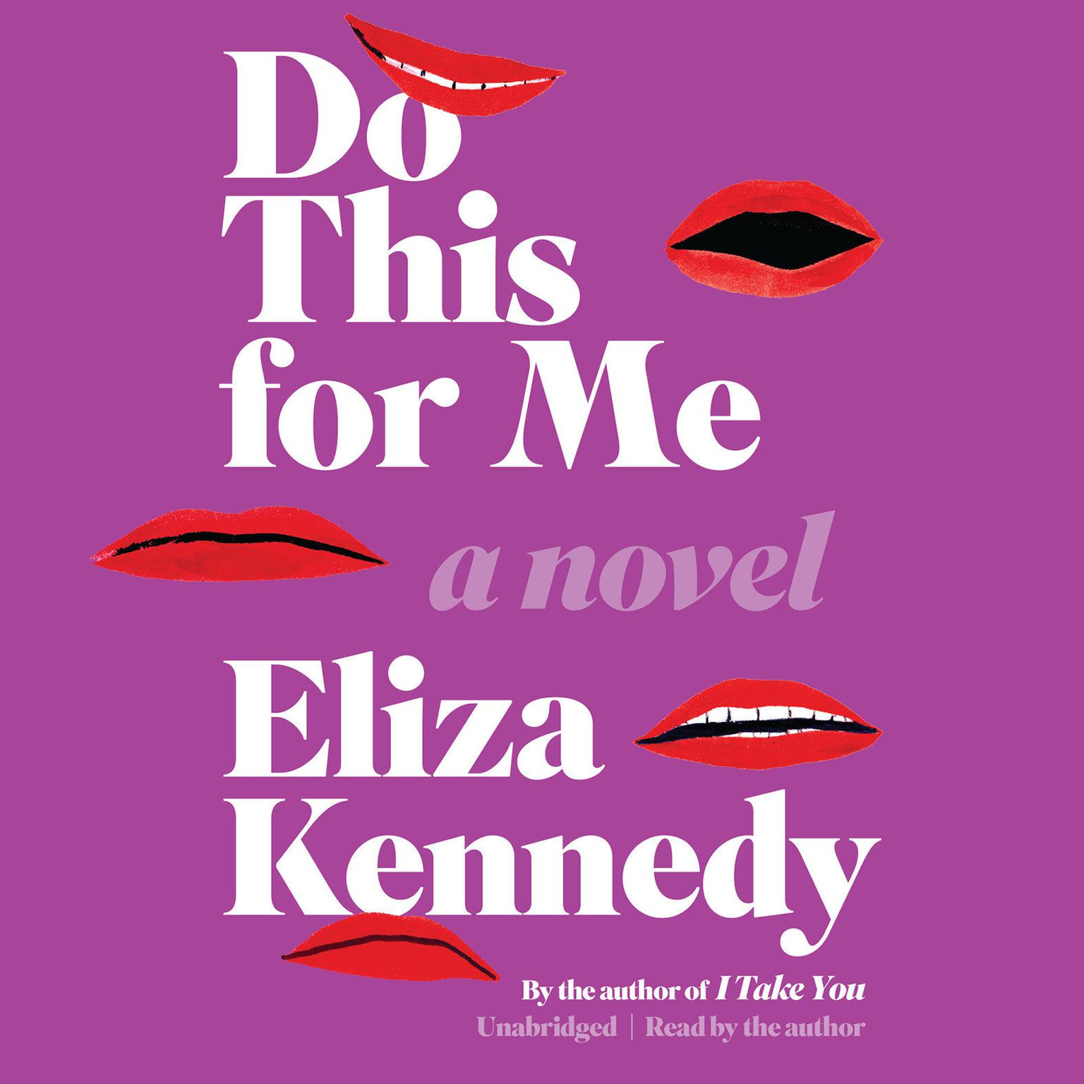 Printable Do This For Me: A Novel Audiobook Cover Art