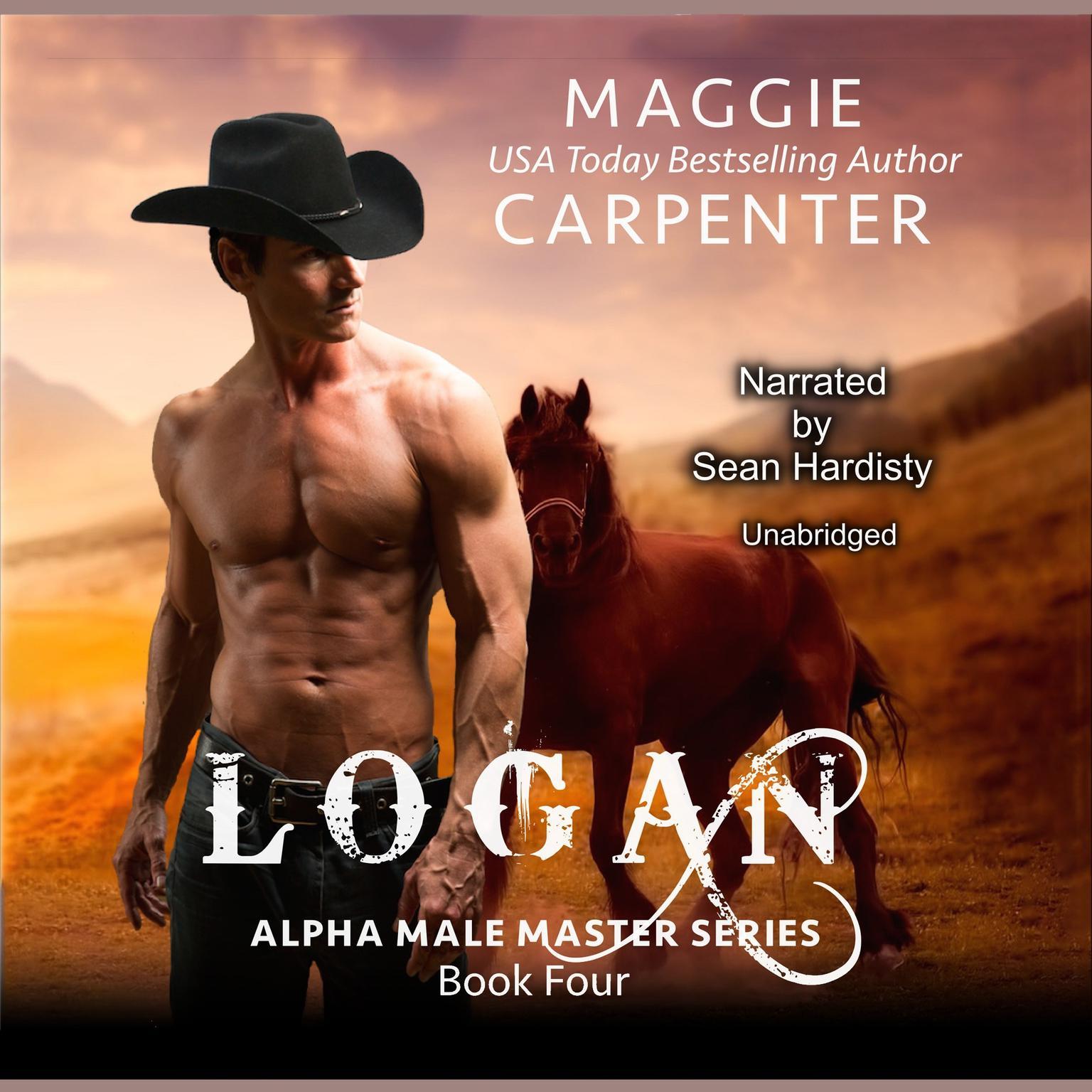 Printable Logan: Cowboy Bodyguard Audiobook Cover Art