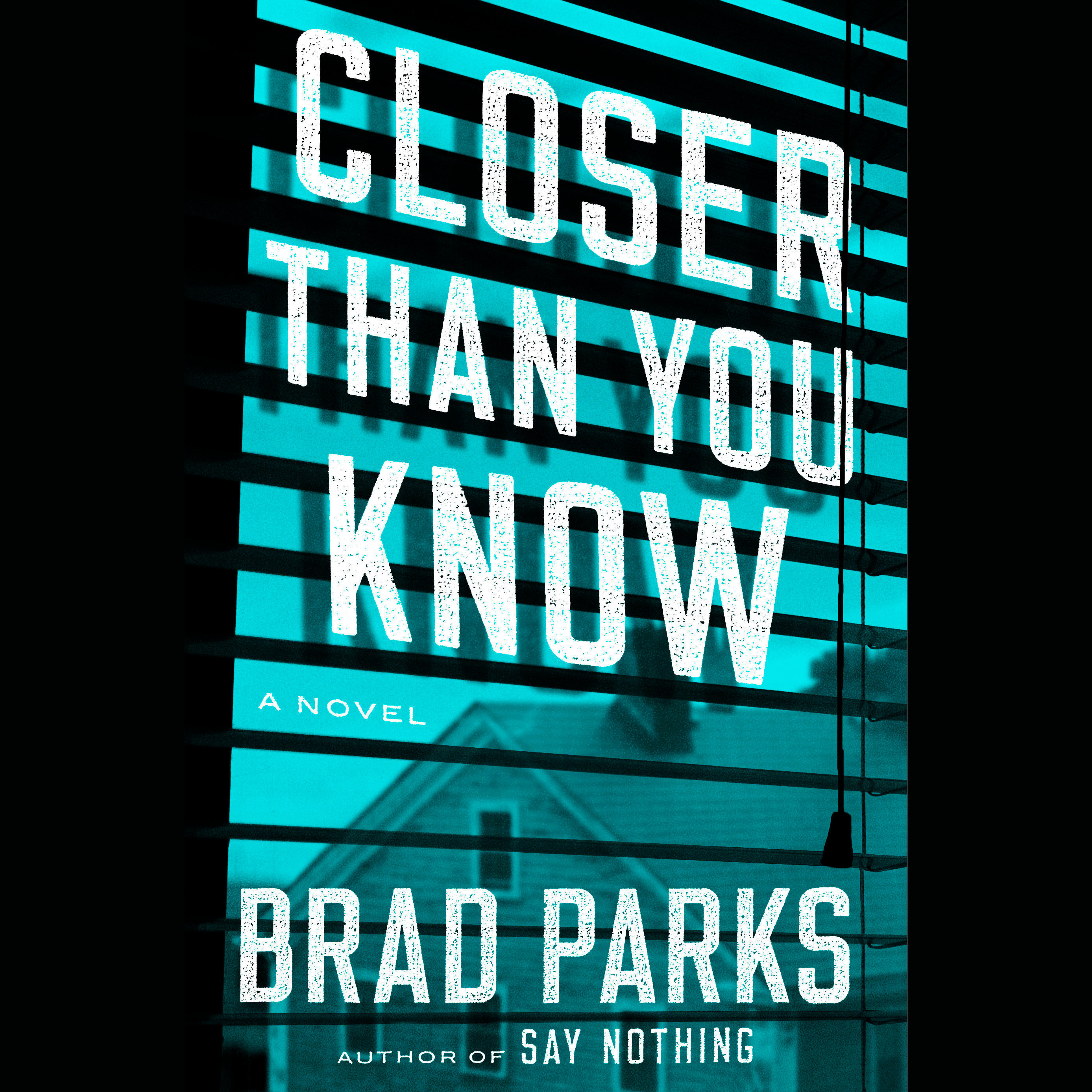 Printable Closer Than You Know: A Novel Audiobook Cover Art