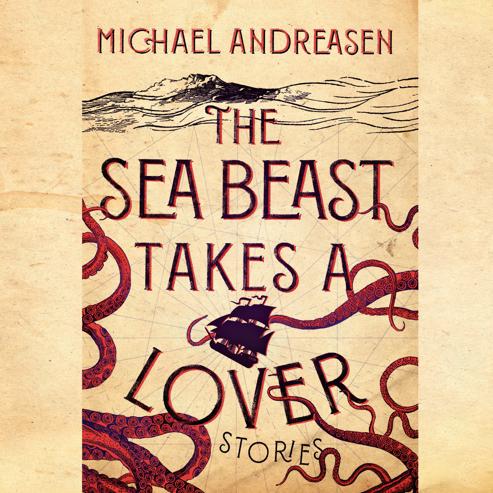 Printable The Sea Beast Takes a Lover: Stories Audiobook Cover Art