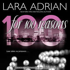 For 100 Reasons Audiobook, by Lara Adrian