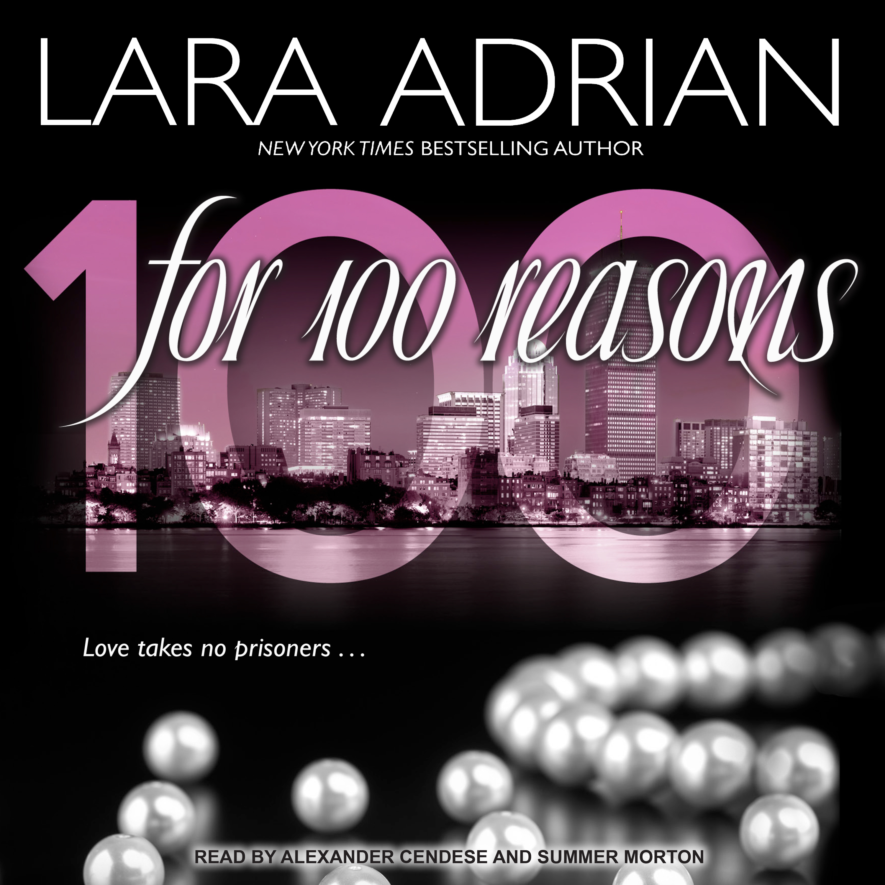 Printable For 100 Reasons Audiobook Cover Art