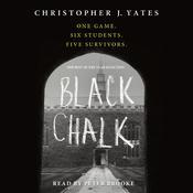 Black Chalk Audiobook, by Christopher J. Yates