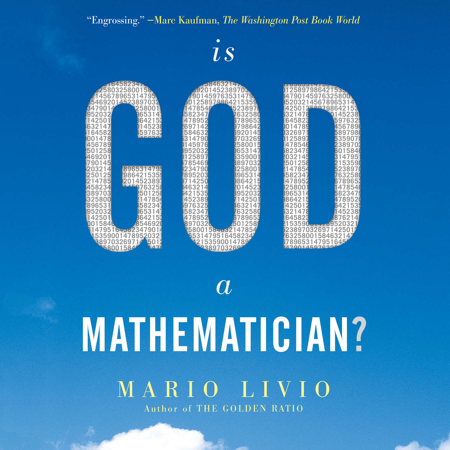 Is God a Mathematician? Audiobook, by Mario Livio