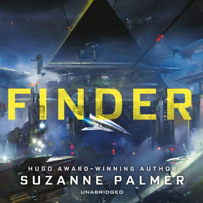 Finder Audiobook, by Suzanne Palmer