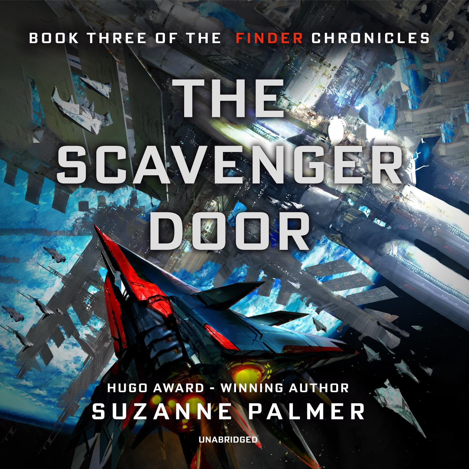 Untitled third book in series Audiobook, by Suzanne Palmer