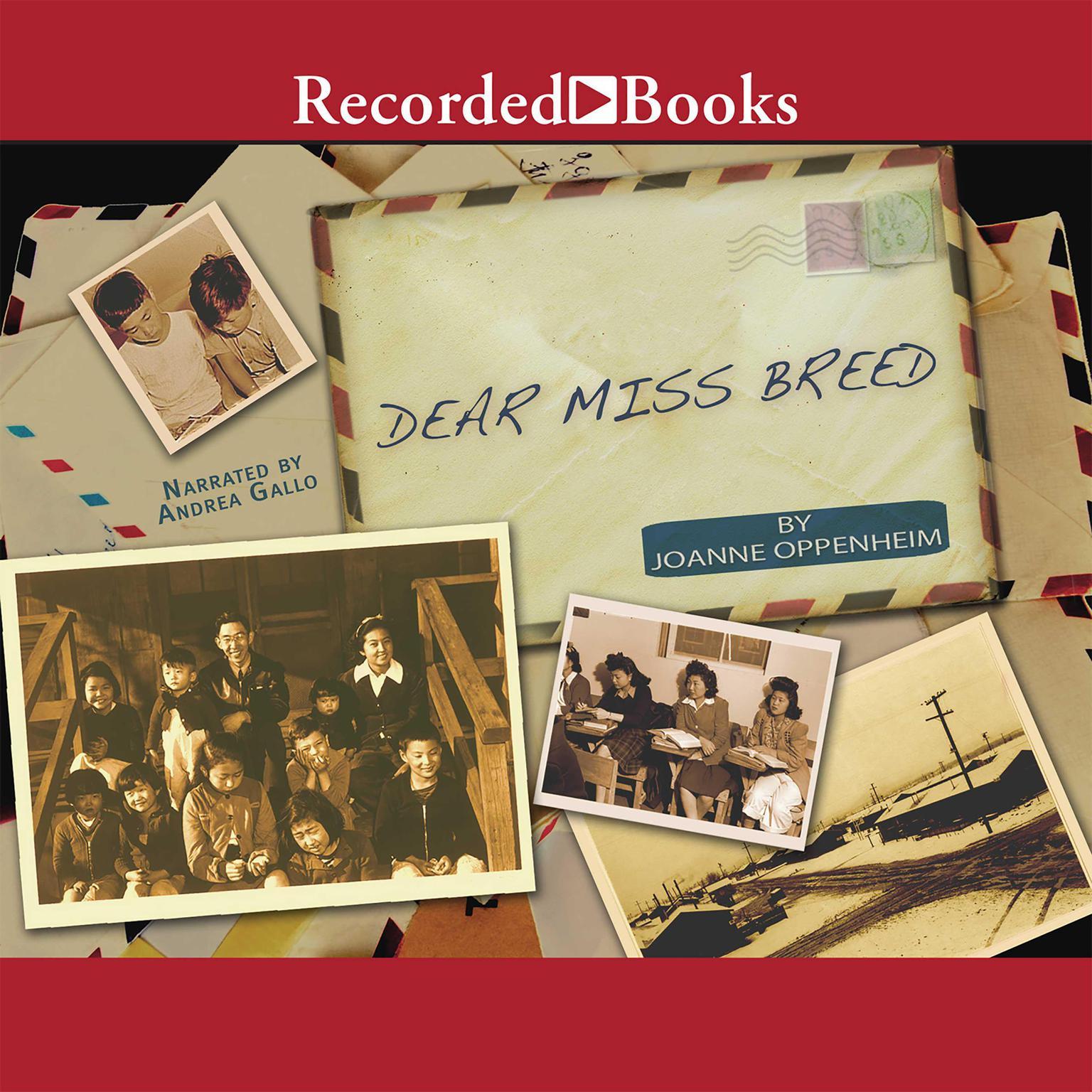 Dear Miss Breed Audiobook, by Joanne Oppenheim