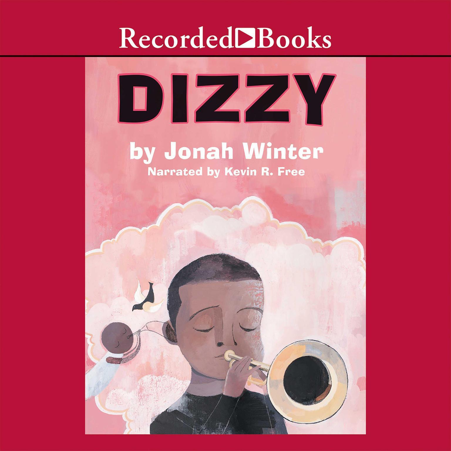Printable Dizzy Audiobook Cover Art