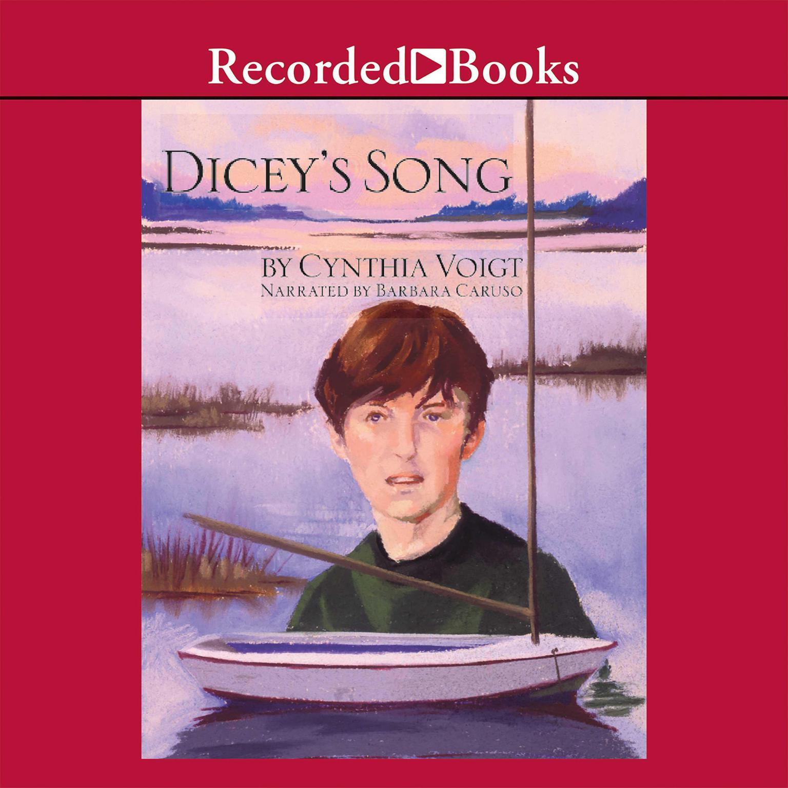 Printable Dicey's Song Audiobook Cover Art