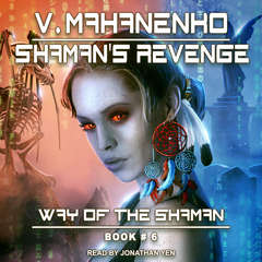 Shaman's Revenge Audiobook, by Vasily Mahanenko