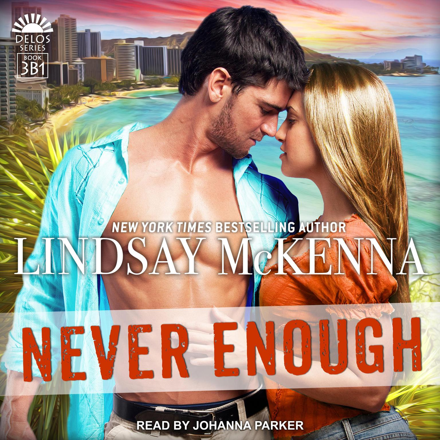 Never Enough  Audiobook, by Lindsay McKenna