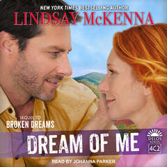 Dream of Me Audiobook, by Lindsay McKenna