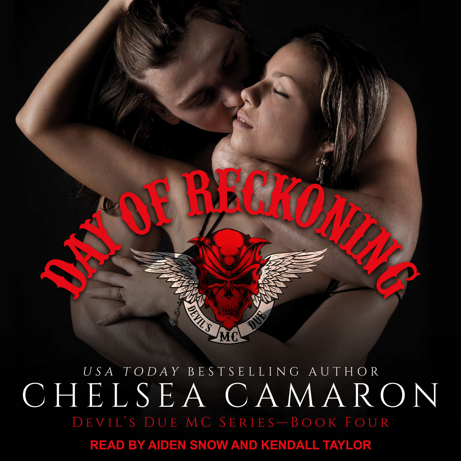 Day of Reckoning Audiobook, by Chelsea Camaron