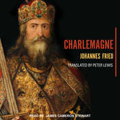 Charlemagne Audiobook, by Johannes Fried