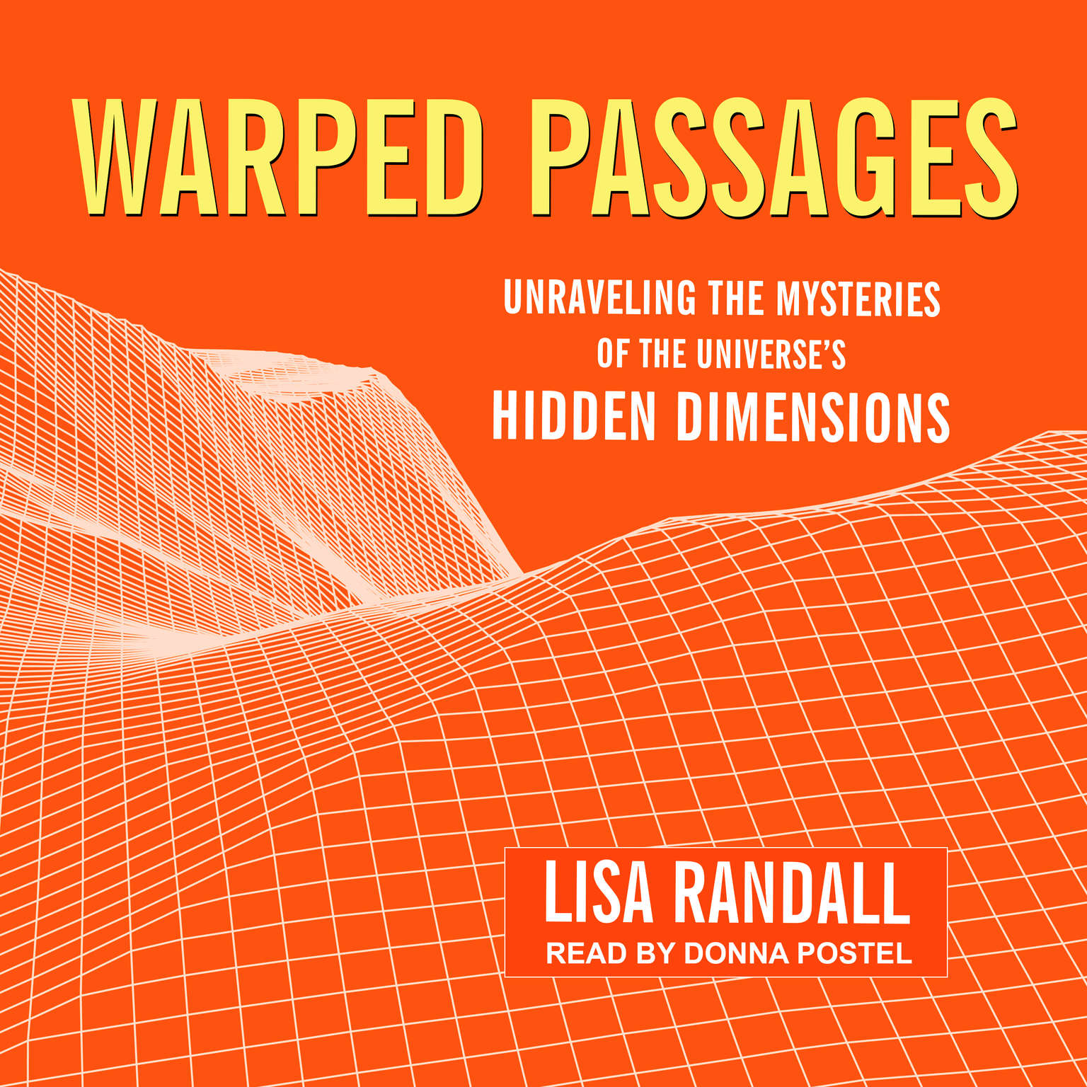 Warped Passages: Unraveling the Mysteries of the Universes Hidden Dimensions Audiobook, by Lisa Randall