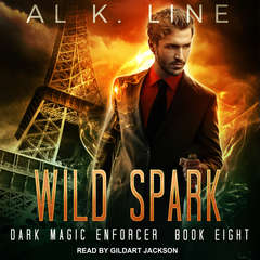 Wild Spark Audiobook, by Al K. Line