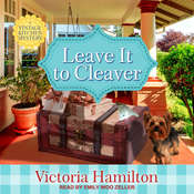 Leave It to Cleaver Audiobook, by Victoria Hamilton