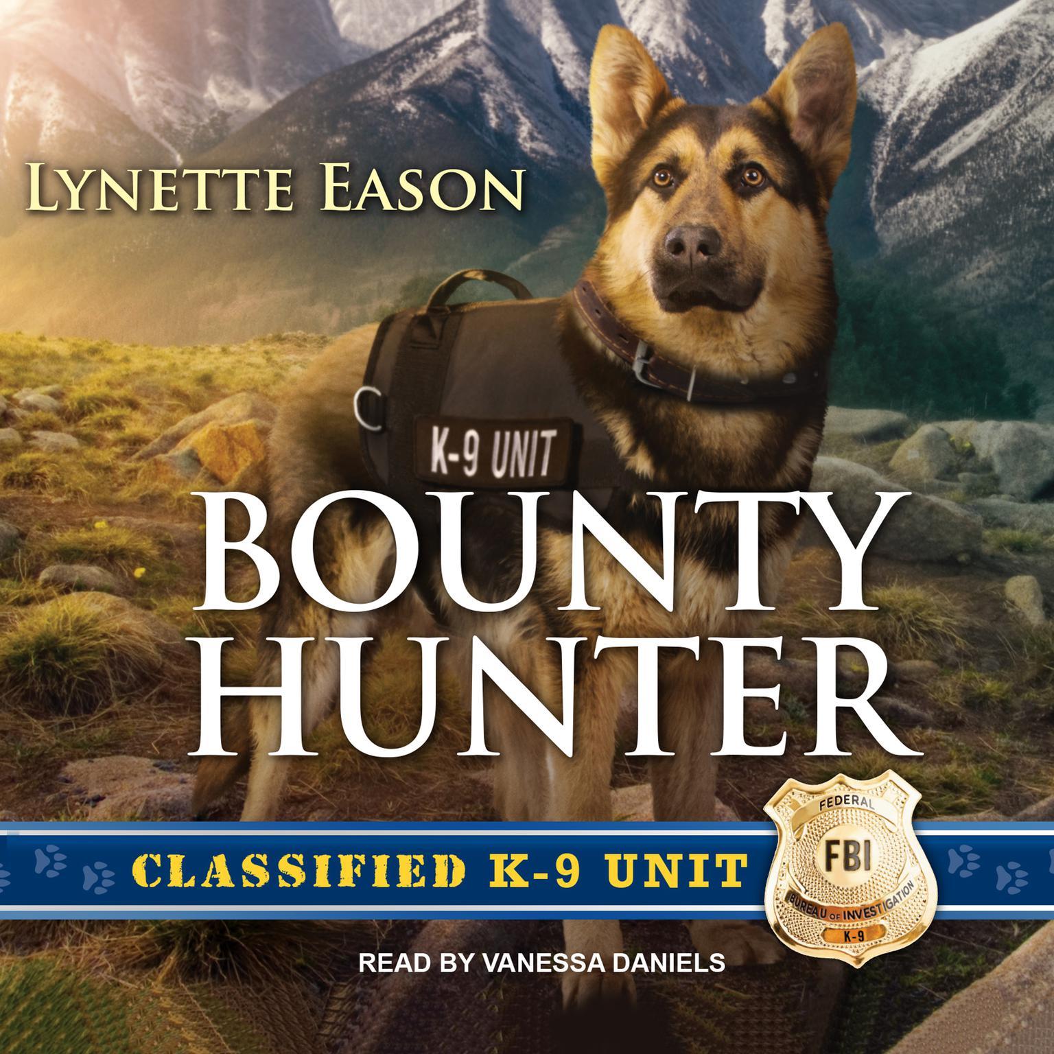 Bounty Hunter Audiobook, by Lynette Eason