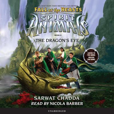 The Dragon's Eye Audiobook, by Sarwat Chadda