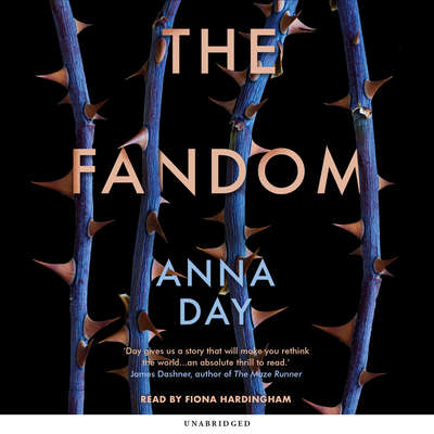 The Fandom Audiobook, by Anna Day