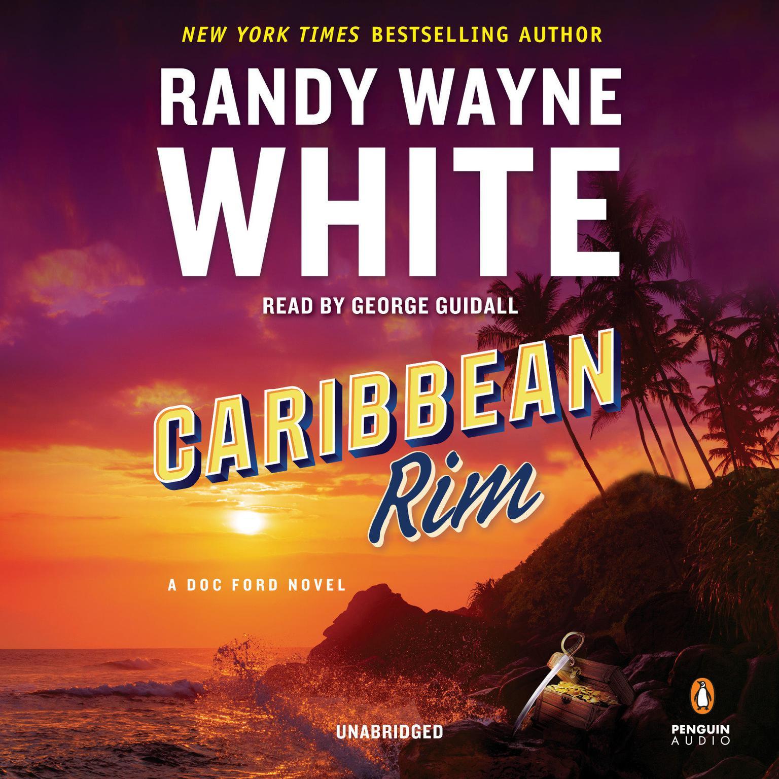 Printable Caribbean Rim Audiobook Cover Art