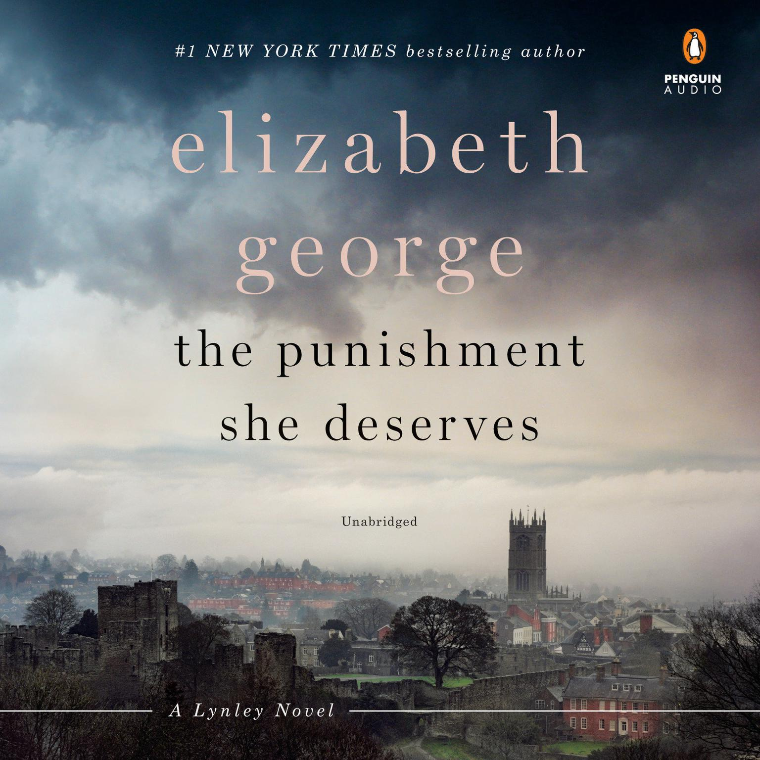 Printable The Punishment She Deserves Audiobook Cover Art
