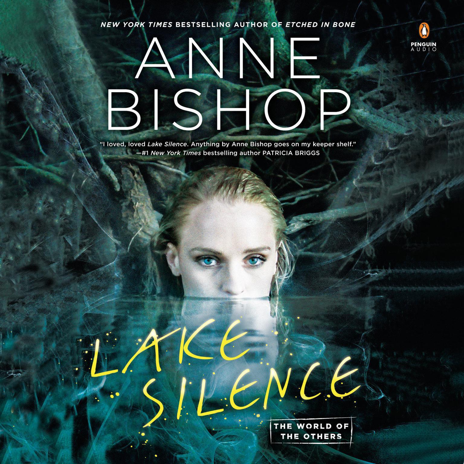 Printable Lake Silence Audiobook Cover Art