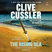 The Rising Sea Audiobook, by Clive Cussler|Graham Brown|