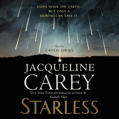 Starless Audiobook, by Jacqueline Carey