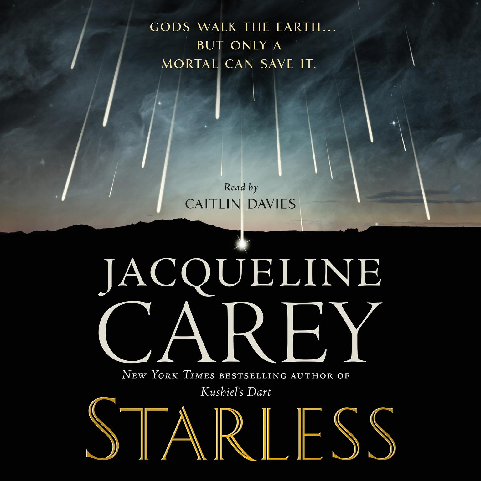 Printable Starless Audiobook Cover Art