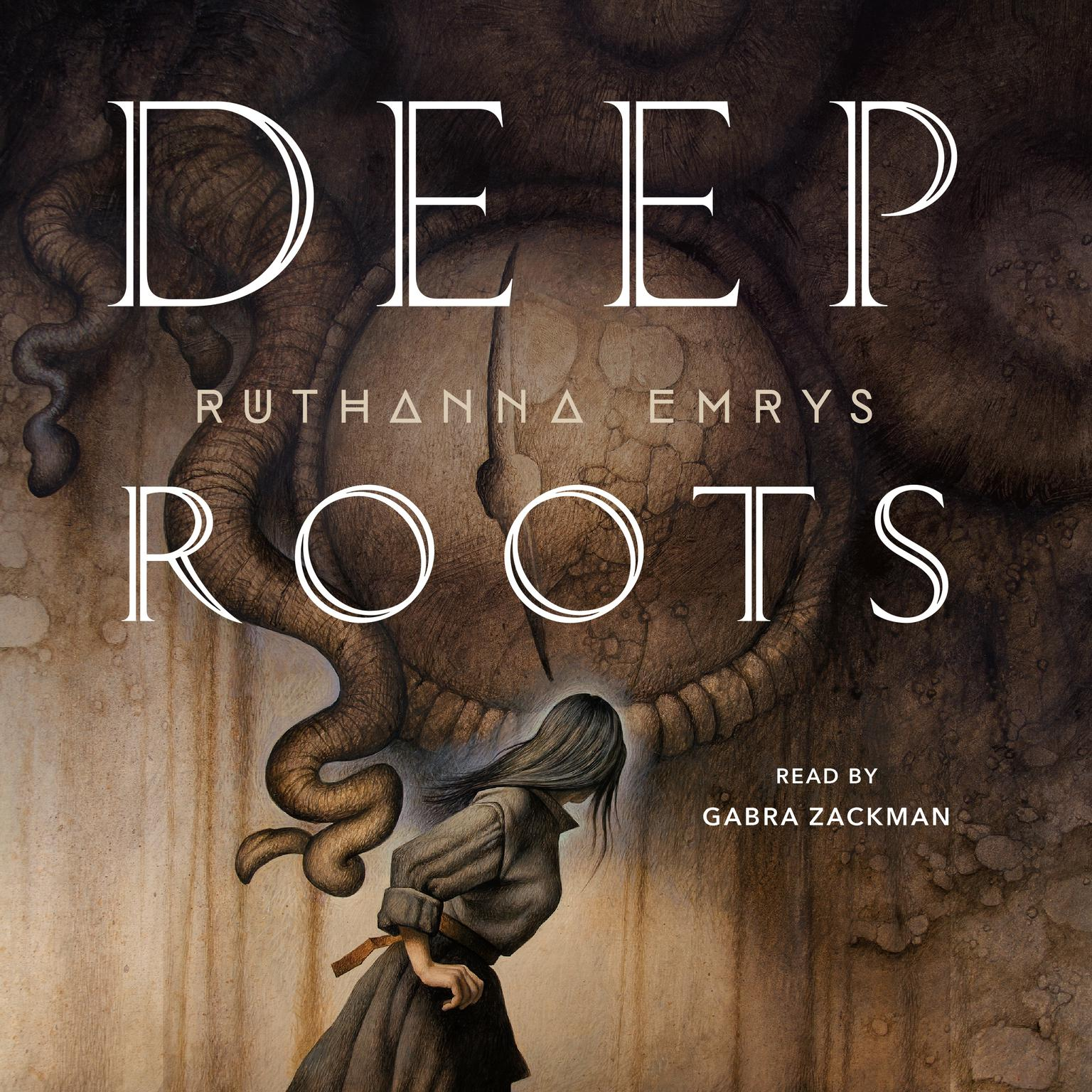 Printable Deep Roots Audiobook Cover Art