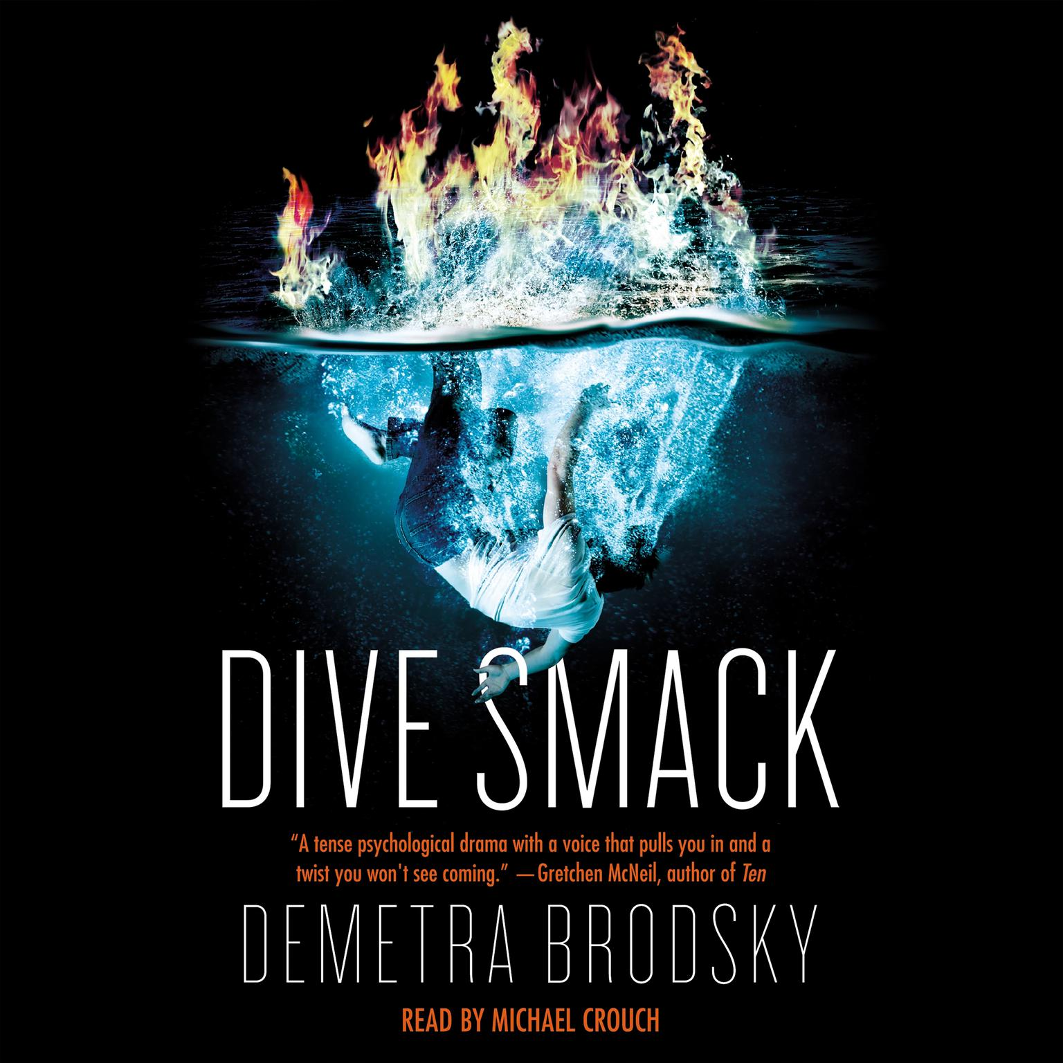 Printable Dive Smack Audiobook Cover Art
