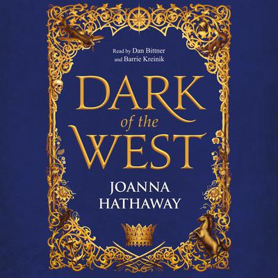Dark of the West Audiobook, by John Heath