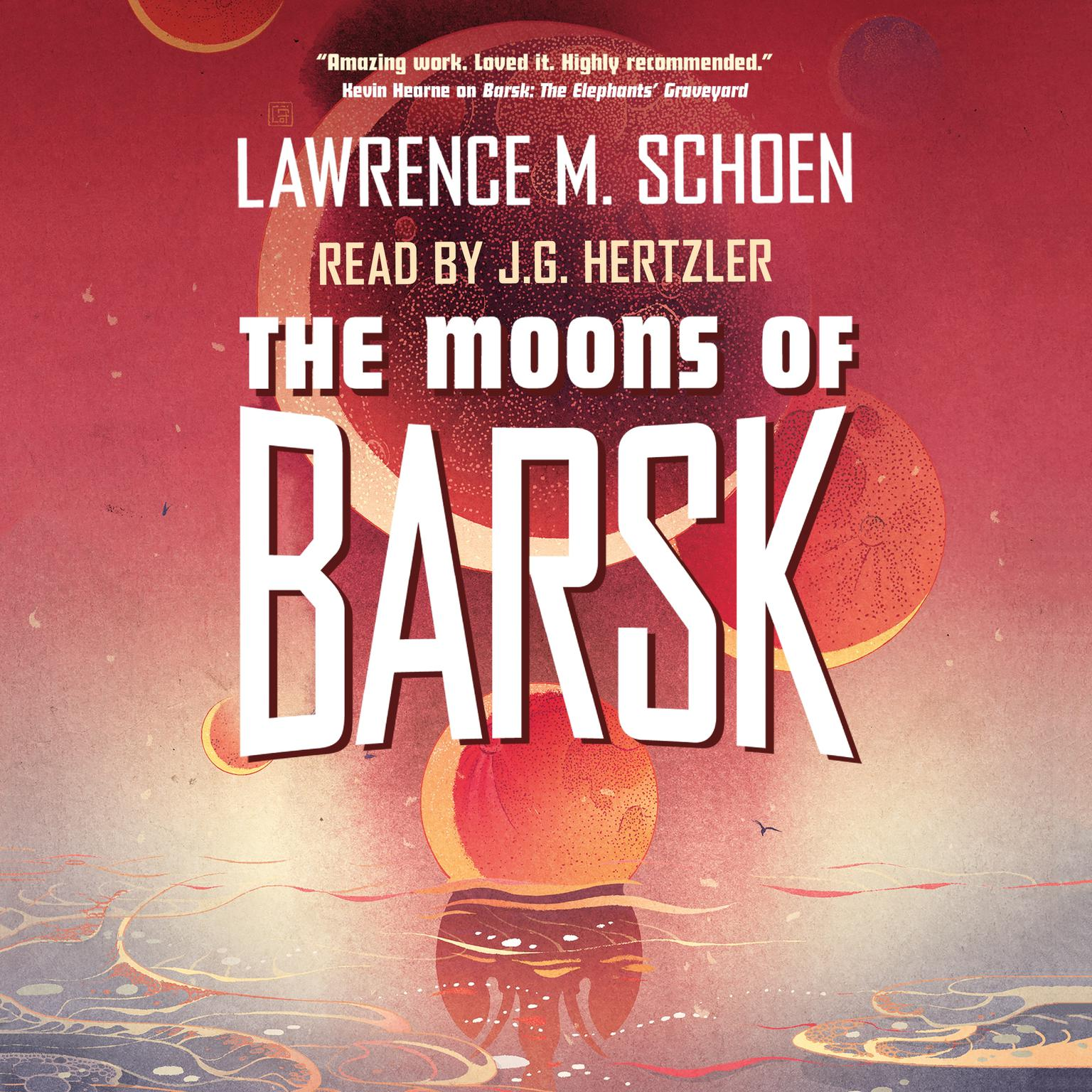 Printable The Moons of Barsk Audiobook Cover Art